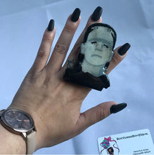 Load image into Gallery viewer, Frankenstein And Bride Phone Grips