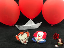 Load image into Gallery viewer, Pennywise Pocket Mirror