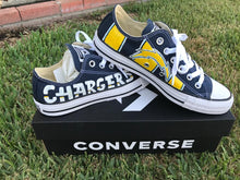 Load image into Gallery viewer, NFL Painted Converse