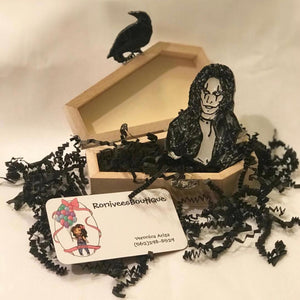The Crow Eric Draven Phone Grip