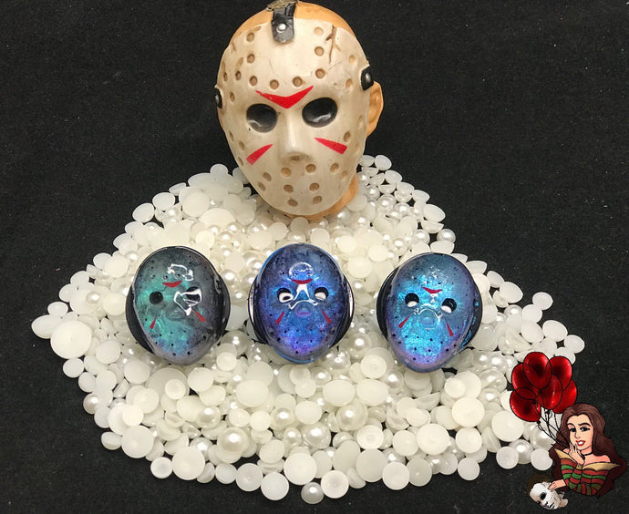 Color Changing  Jason Voorhees Phone Grip