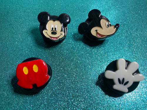Mickey Mouse Phone Grips
