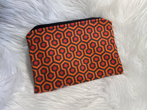 Shinning Zipper Pouch