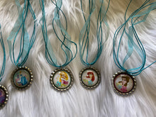 Load image into Gallery viewer, Princess Bottlecap Necklaces