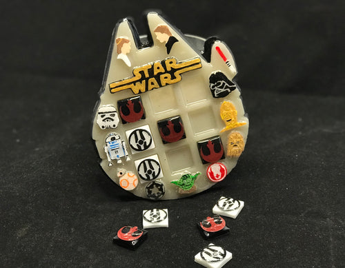 Starwars Millennium Falcon Tic Tac Toe Game