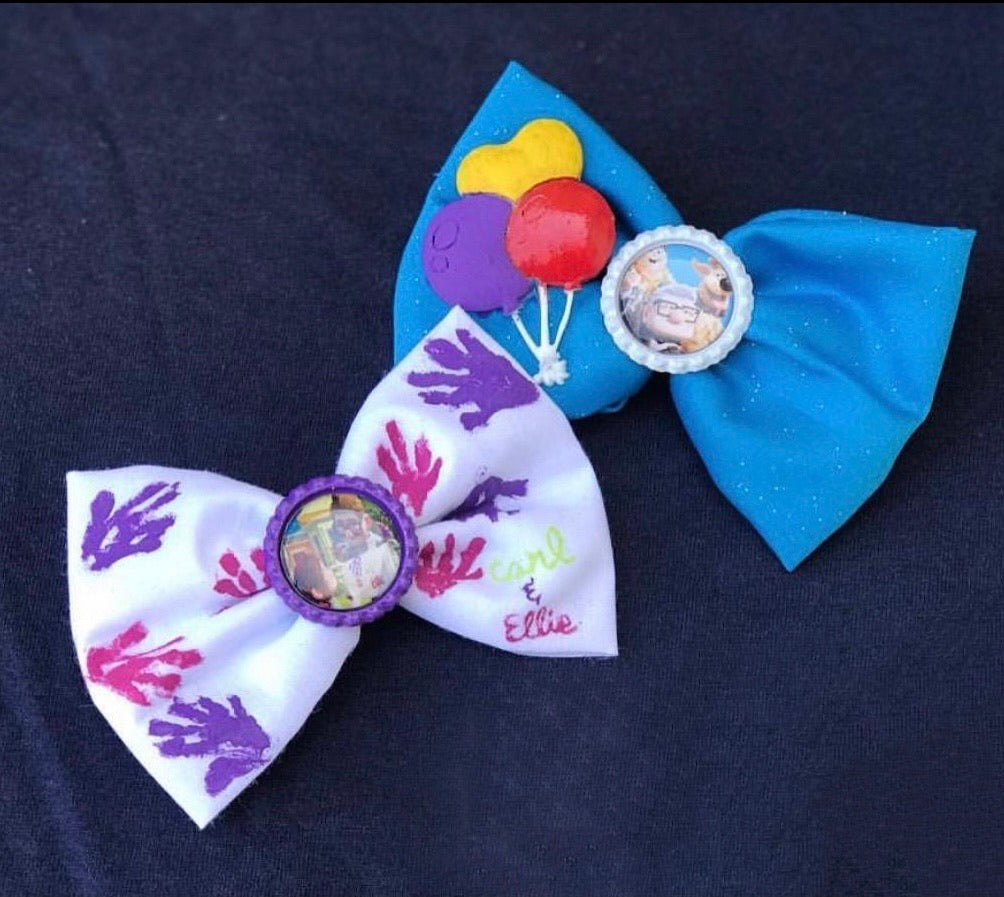 Disney's UP Hairbows