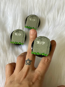 RIP Tombstone Phone Grip