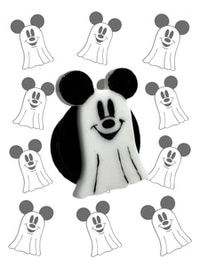 Ghost Mickey Phone Grip