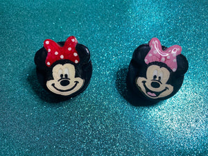 Minnie Mouse Phone Grips