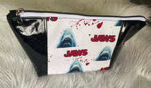 Load image into Gallery viewer, Jaws Beauty Bag