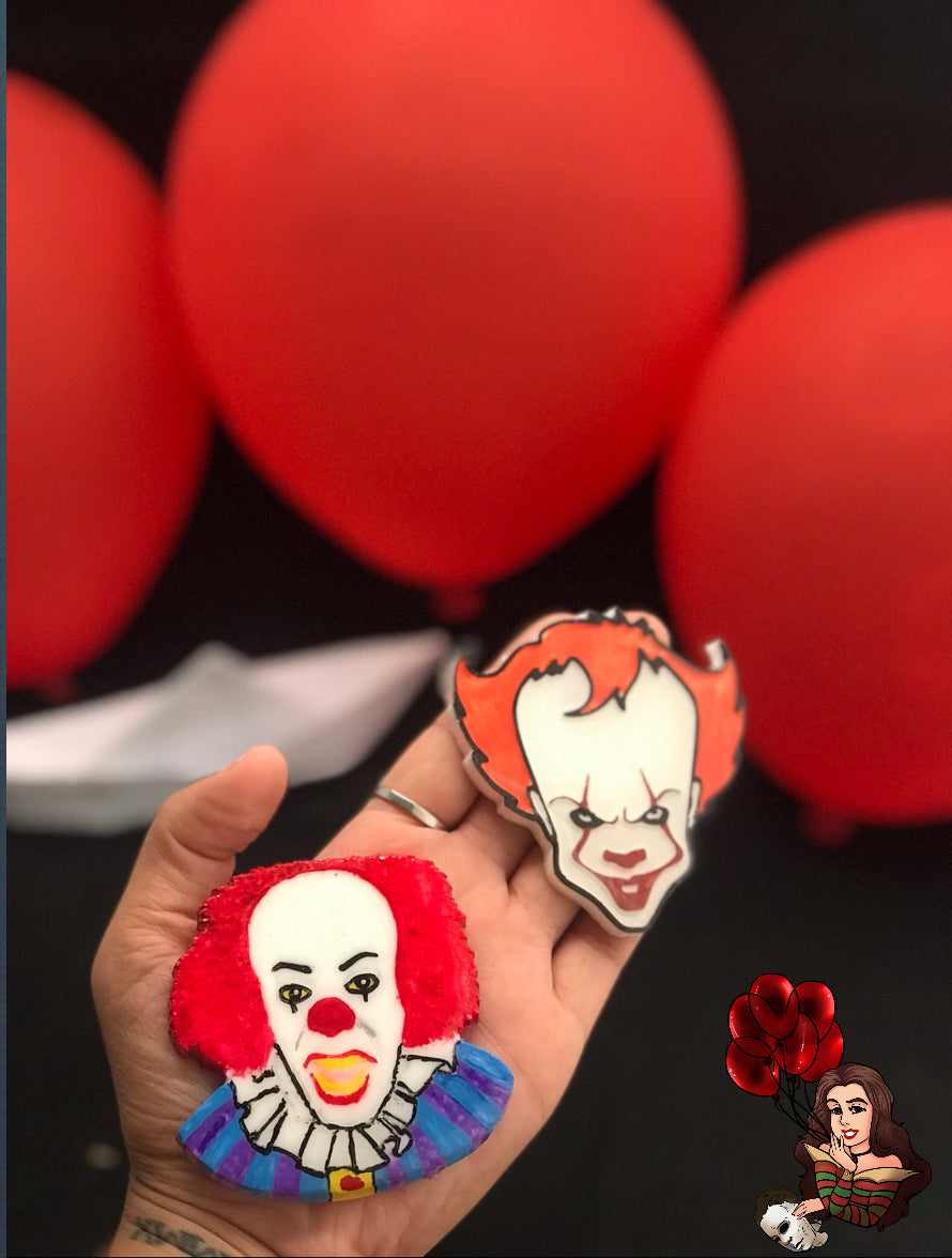 Pennywise Pocket Mirror