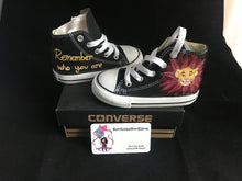 Load image into Gallery viewer, Disney's Lion King Simba Converse