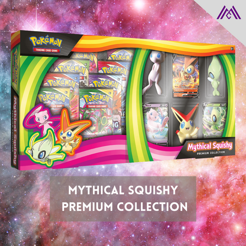 Mythical Squishy Premium Collection
