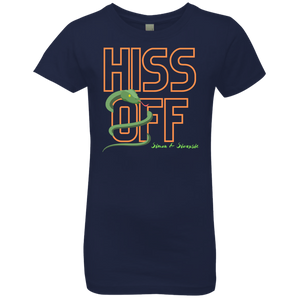 Hiss Off Girls' Princess T-Shirt 02