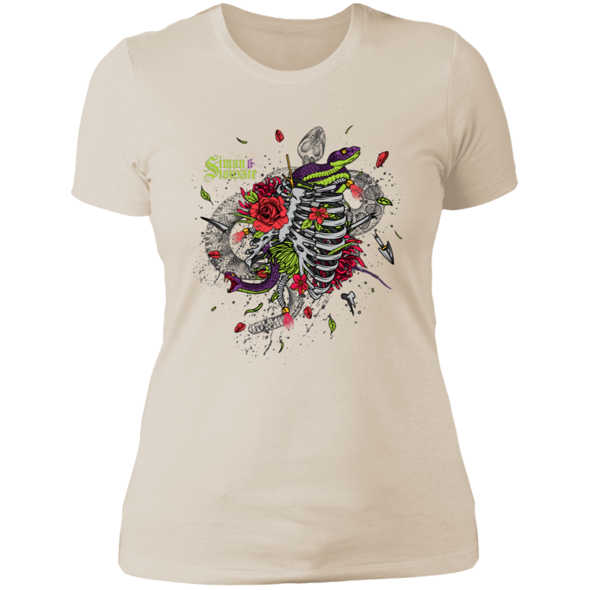 102074 Ladies' T by Siouxsie