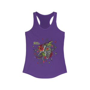 Women's Ideal Racerback Tank by Siouxsie