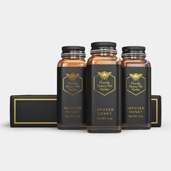CBD Honey Flights Seasonal 4oz