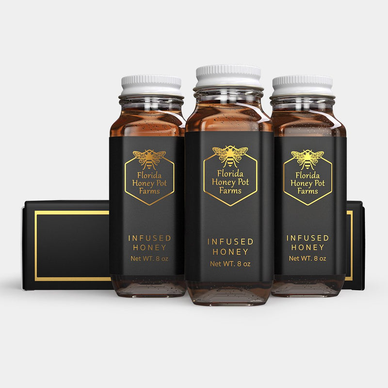 CBD Honey Flights Seasonal 8oz