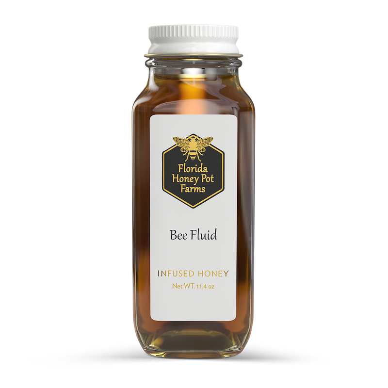 terpene enhanced/CBD infused honey to help decrease pain and reduce body inflammation large 11.4 bottle