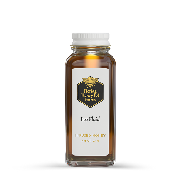 terpene enhanced/CBD infused honey for pain