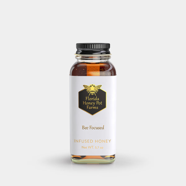 Bee Focused Honey 4oz