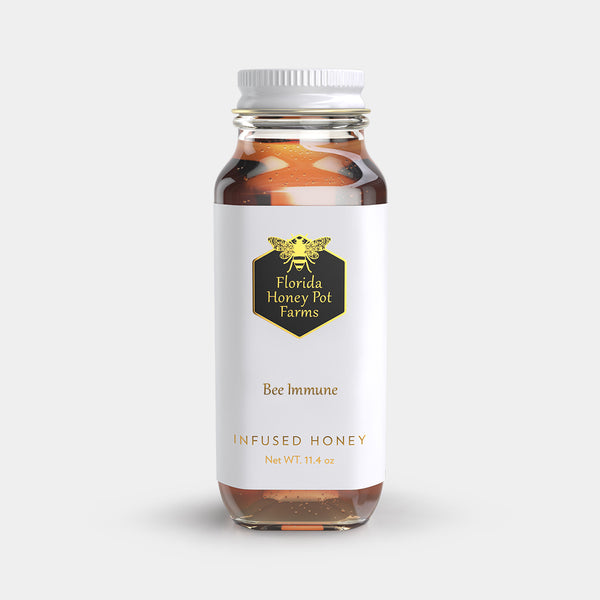 Bee Immune Honey 8oz