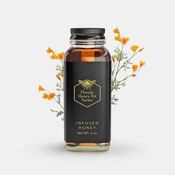 Harvest Blend Wildflower Honey 4oz