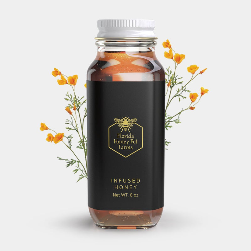 Harvest Blend Wildflower Honey