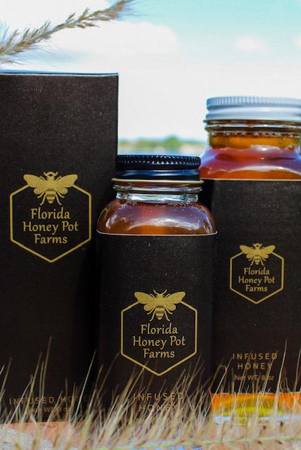 Blueberry Palmetto Honey