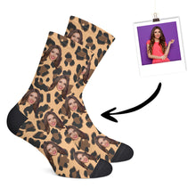 Laden das Bild in den Galerie-Viewer, Giraffen Socken