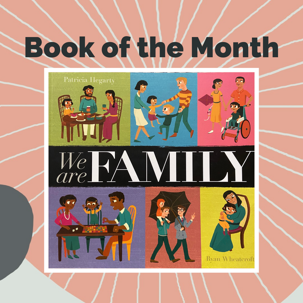Book of the Month: We are Family