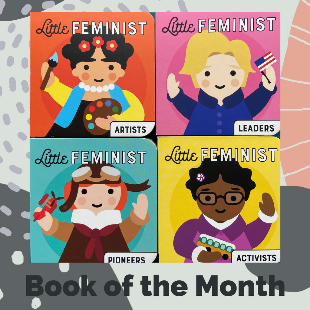 Book of the Month: Little Feminist