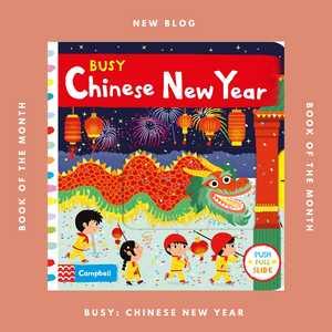 Book of the Month: Busy Chinese New Year