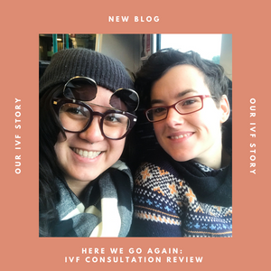 Here we go again: Our IVF Story and Starting a new chapter