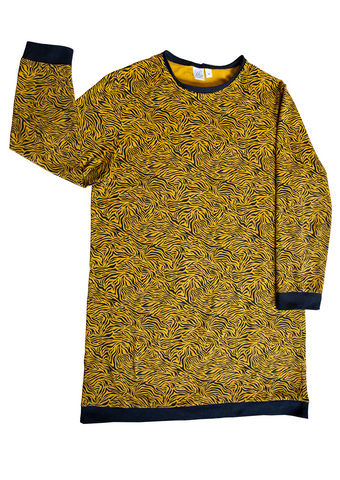 Night Shirt (Tiger Print)