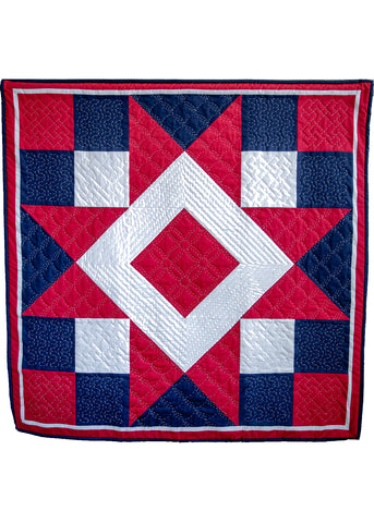 Ohio Star Quilt Quilt Kit