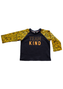 Team Kind Raglan Shirt