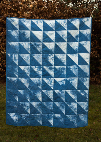 Head in the Clouds Quilt Kit