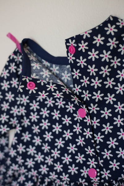 Daisy Dress (Black)