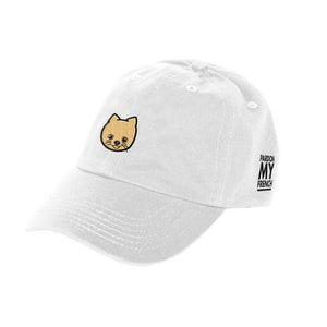 PIKACHU HAT ( WHITE )