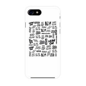 WALL OF FAME IPHONE CASE WHITE