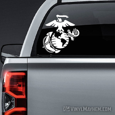 Marines Eagle Globe Anchor vinyl sticker