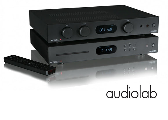 Audiolab 6000A and 6000CDT Now In Stock
