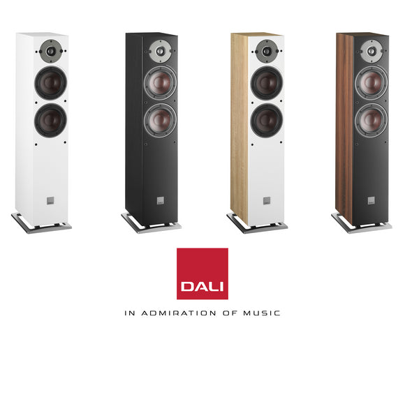 Award Winning DALI Oberon Speakers Now Available