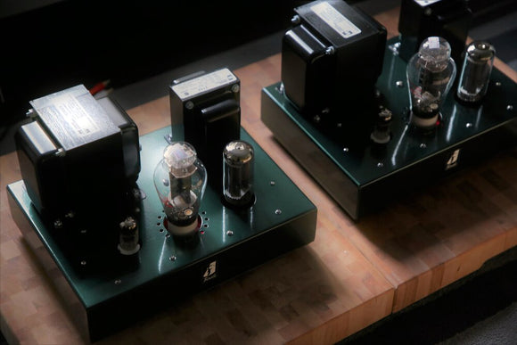 Finale Audio F-300B Classic Monoblock Power Amplifiers