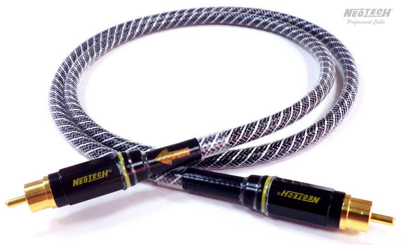 Neotech NEVD-2001 Coaxial Digital Cable (1.5-meter)