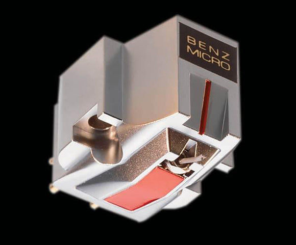 Benz-Micro MC Silver Moving Coil Phono Cartridge