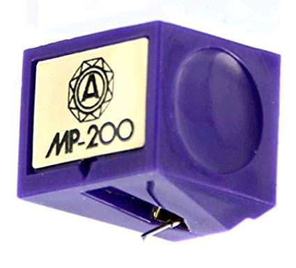 Nagaoka JN-P200 Replacement Stylus for MP-200 and MP-20 Cartridges