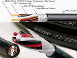 Neotech NES-3005 UP-OCC Speaker Cables (2-meter pair)