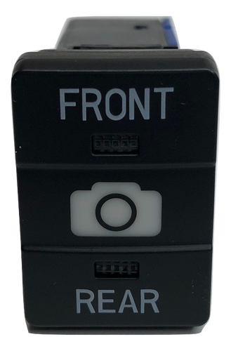 Front and Rear Camera Switch - Toyota
